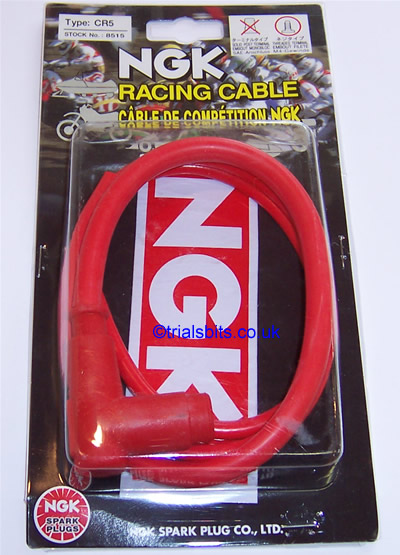 NGK CR5 Racing Cable Spark Plug Wire